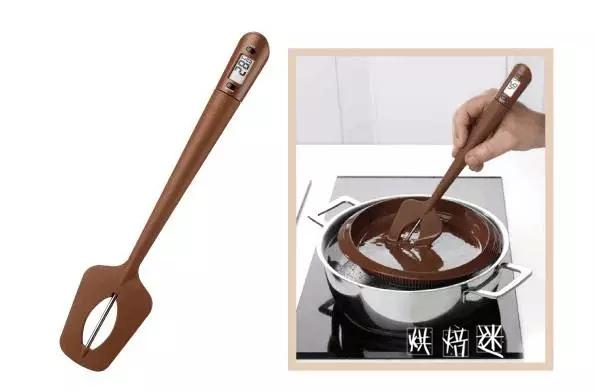 完美的巧克力甜品,裱花师不能不掌握调温! 5.jpg