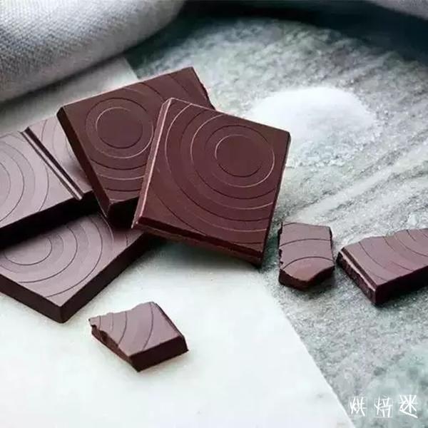 完美的巧克力甜品,裱花师不能不掌握调温! 6.jpg